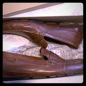 Clarks Ashmont Loafers Men's Size 12